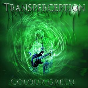Transperception Colour Green album cover