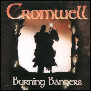 Cromwell - Burning Banners CD (album) cover