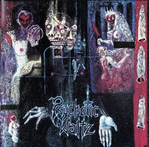 Psychotic Waltz - Live & Archives CD (album) cover