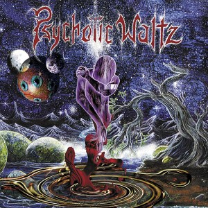 Psychotic Waltz - Into The Everflow / Bleeding CD (album) cover