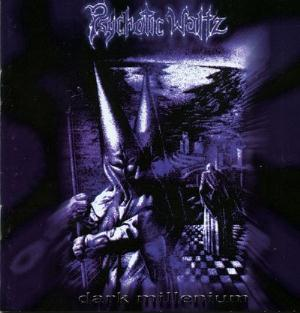 Psychotic Waltz - Dark Millenium CD (album) cover