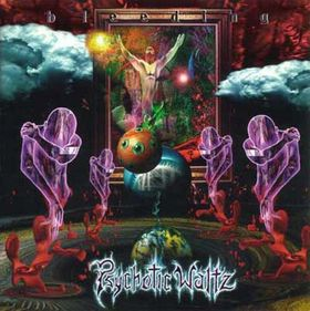 Psychotic Waltz - Bleeding CD (album) cover