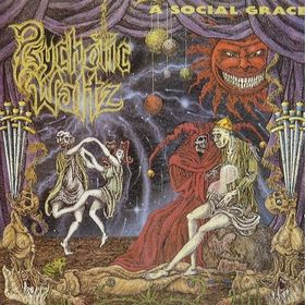 Psychotic Waltz A Social Grace album cover