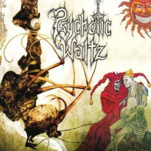 Psychotic Waltz - A Social Grace / Mosquito CD (album) cover