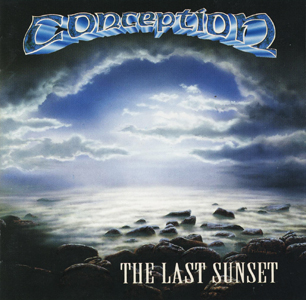 conception the last sunset album cover