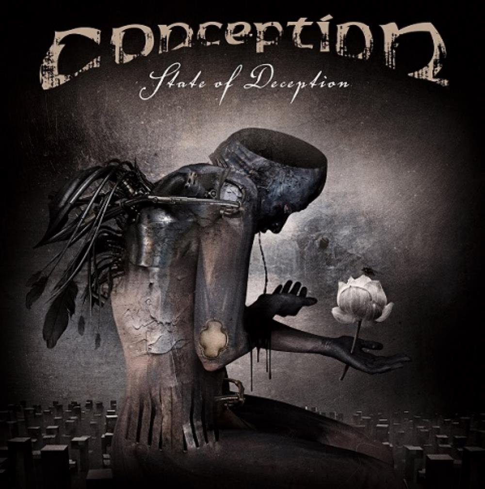 State of Deception by CONCEPTION album cover
