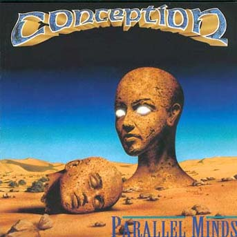 Conception - Parallel Minds CD (album) cover