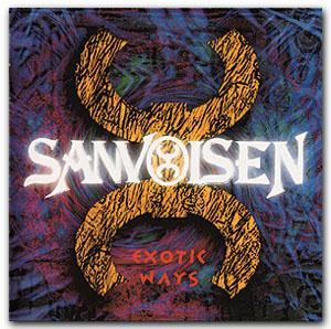 Exotic Ways by SANVOISEN album cover
