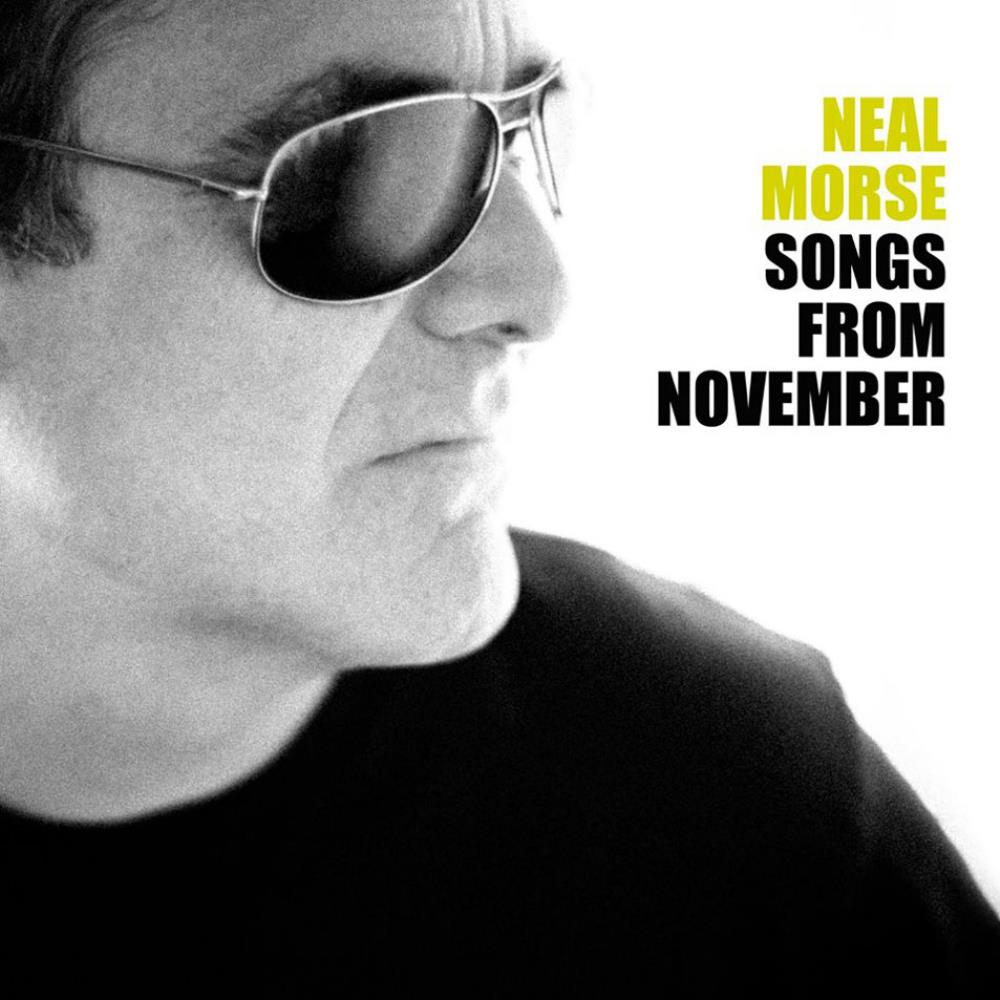 Neal Morse Songs From November album cover