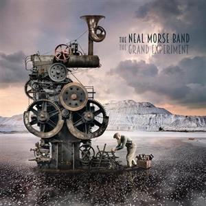 The Grand Experiment (as The Neal Morse Band) by MORSE, NEAL album cover