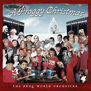 Neal Morse A Proggy Christmas - The Prog World Orchestra album cover
