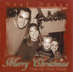 Neal Morse - Merry Christmas From The Morse Family CD (album) cover