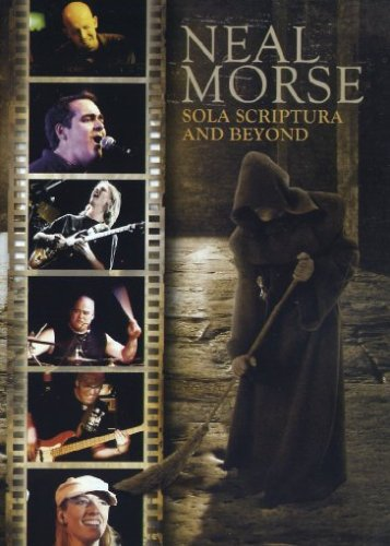 Neal Morse Sola Scriptura and Beyond album cover