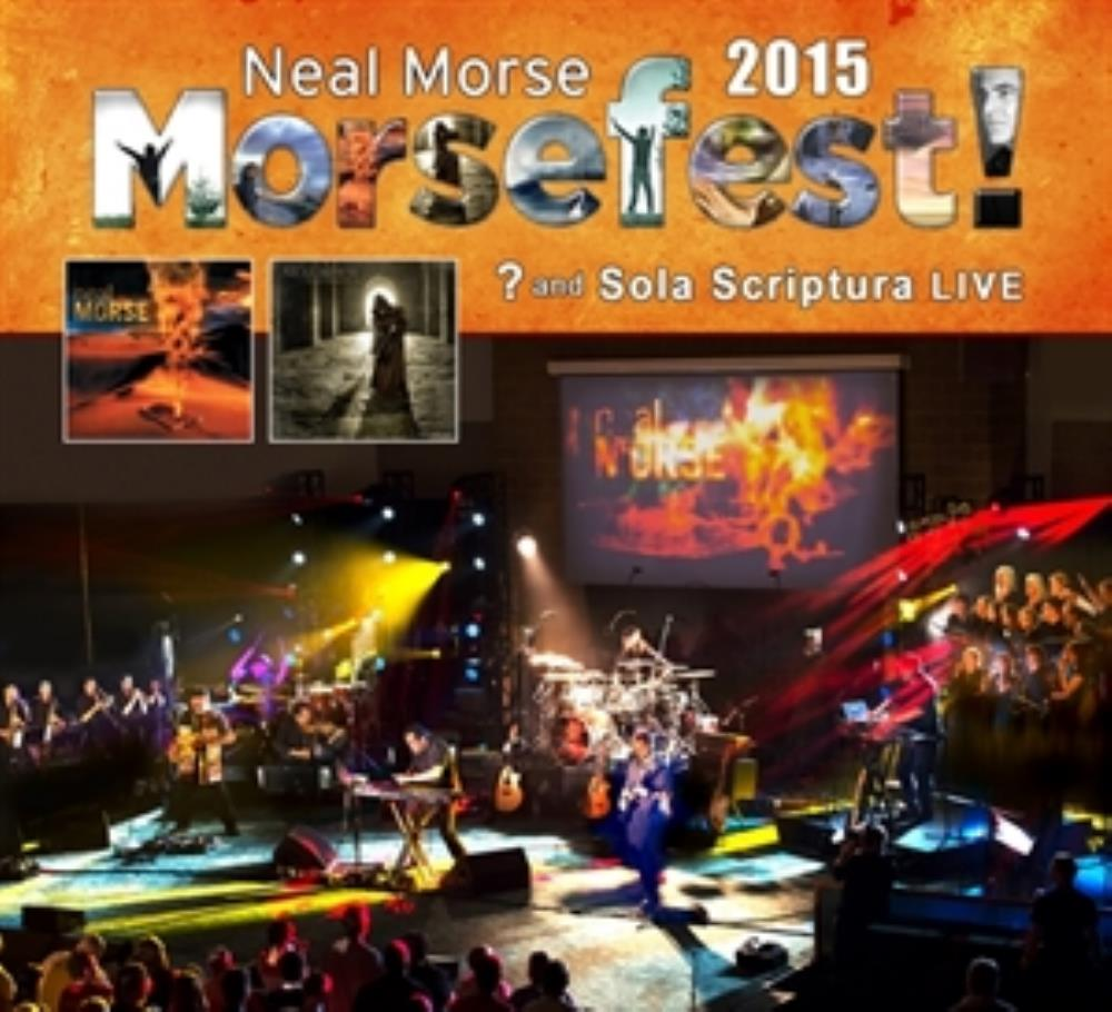 Neal Morse - Morsefest 2015 CD (album) cover