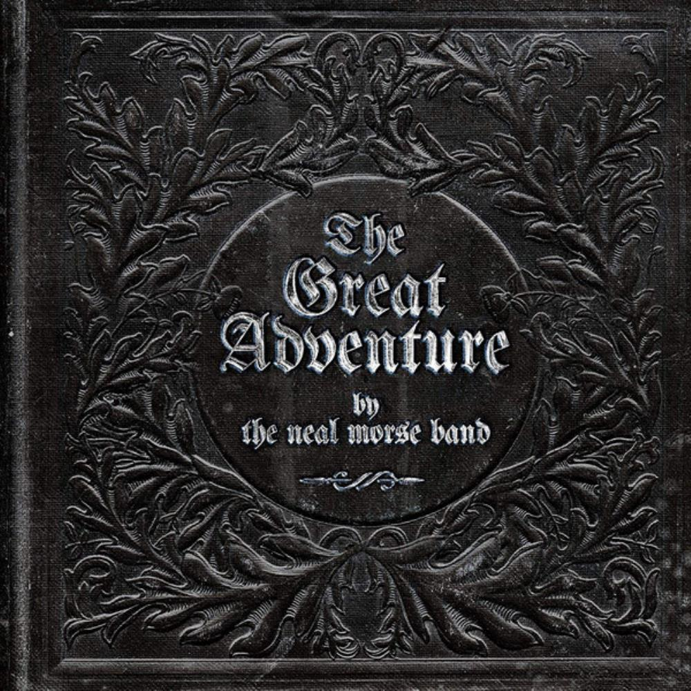 Neal Morse The Neal Morse Band: The Great Adventure album cover