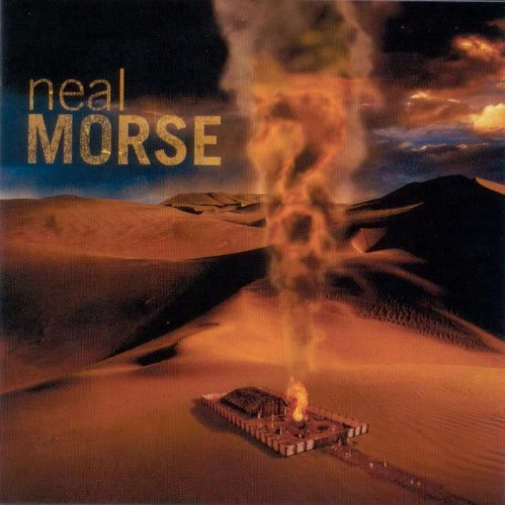 Neal Morse - ? [Aka: Question Mark] CD (album) cover