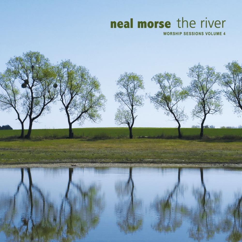 Neal Morse - The River - Worship Sessions Volume 4 CD (album) cover
