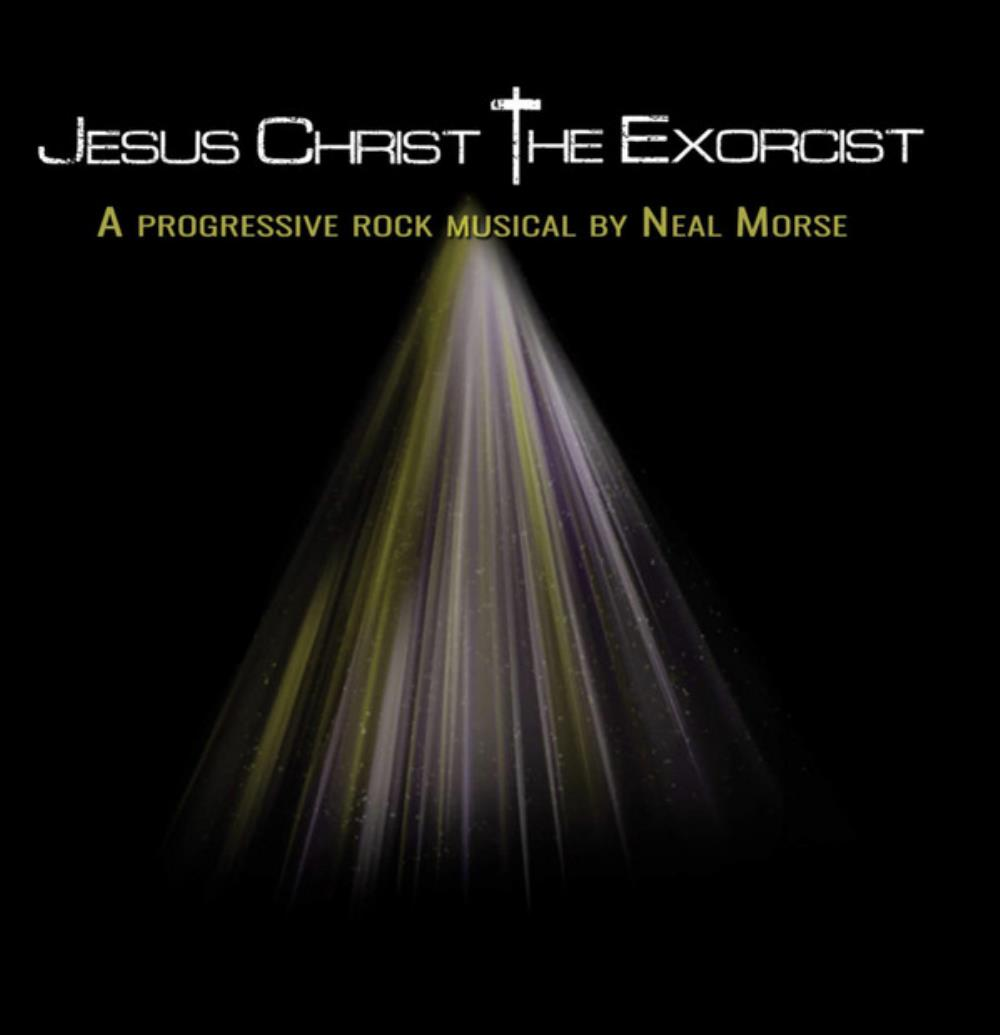 Neal Morse - Jesus Christ The Exorcist CD (album) cover
