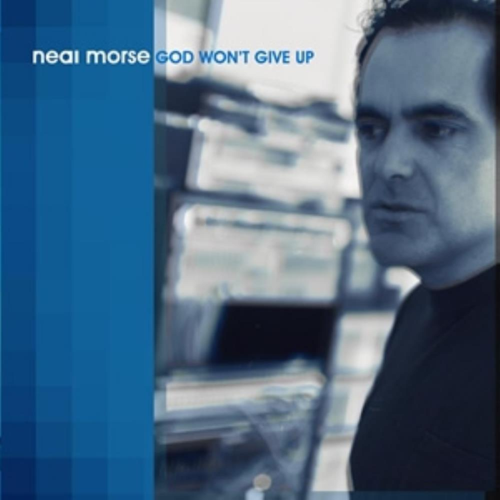 God Won't Give Up by MORSE, NEAL album cover