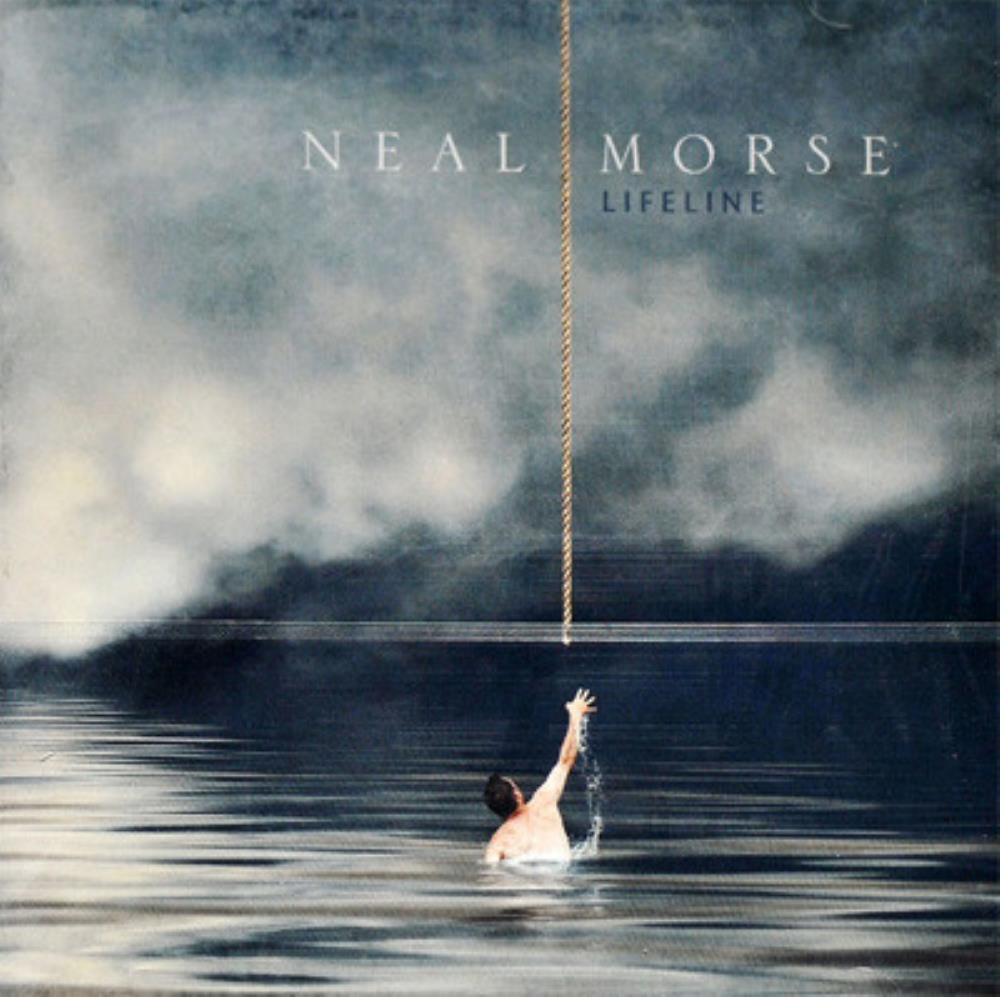 Neal Morse Lifeline album cover