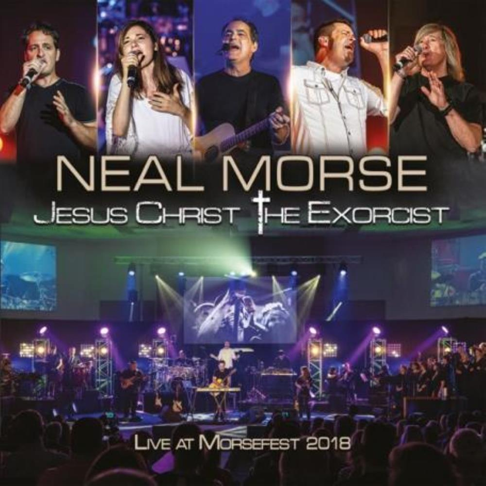 Jesus Christ The Exorcist - Live at Morsefest 2018 by MORSE, NEAL album cover