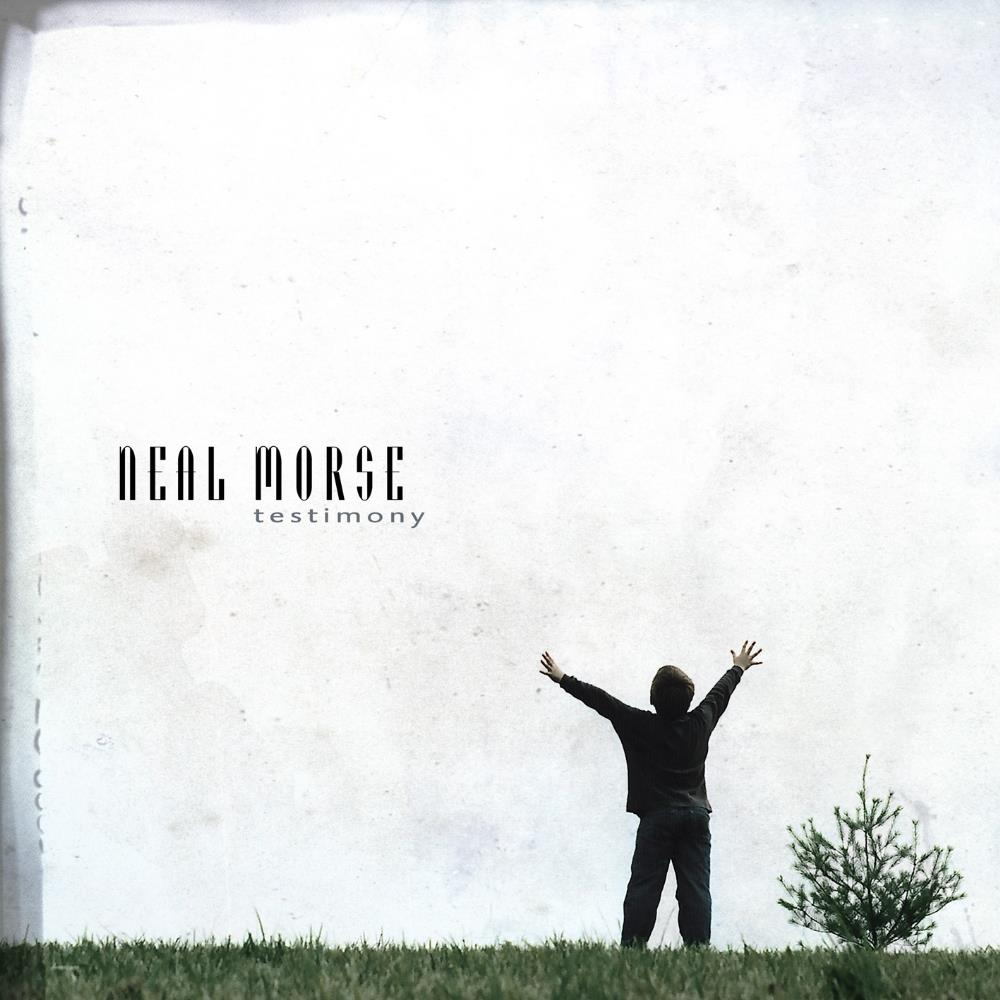Neal Morse - Testimony CD (album) cover