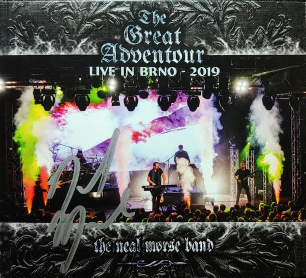 The Neal Morse Band: The Great Adventour Live in Brno - 2019 by MORSE, NEAL album cover