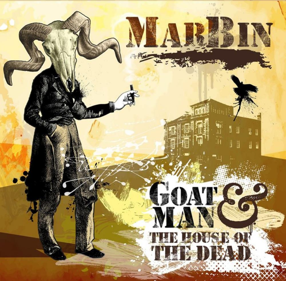 Marbin Goat Man & The House Of The Dead album cover