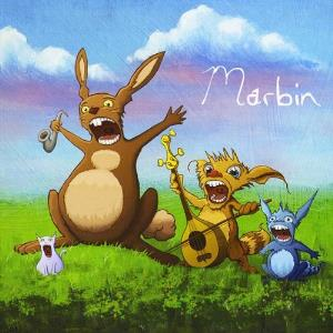 Marbin - Marbin CD (album) cover