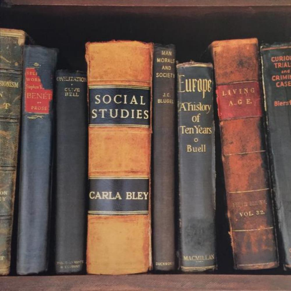 Social Studies by BLEY, CARLA album cover
