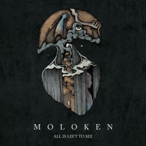 Moloken - All Is Left To See CD (album) cover