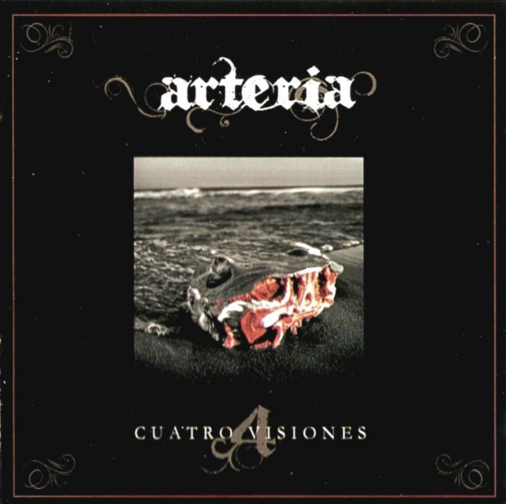 Cuatro Visiones by ARTERIA album cover