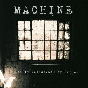 Spiral Machine album cover