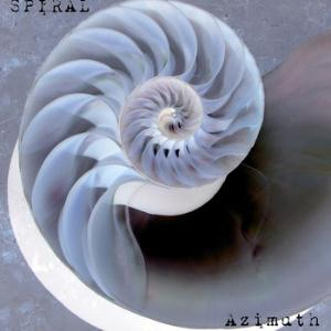 Spiral - Azimuth CD (album) cover