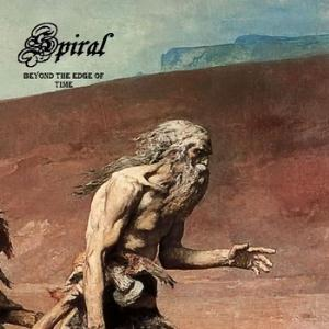 Spiral Beyond the Edge of Time album cover