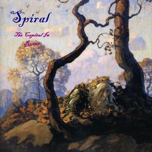 Spiral - The Capital In Ruins CD (album) cover