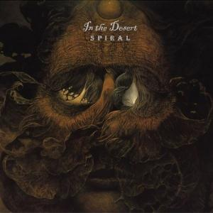 Spiral In The Desert album cover