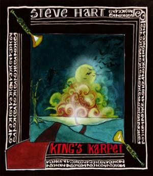 Steve Hart King's Karpet album cover