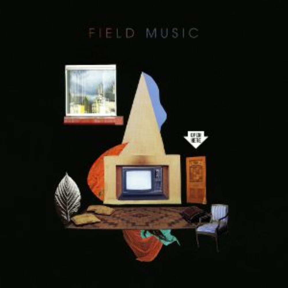 Field Music Open Here album cover