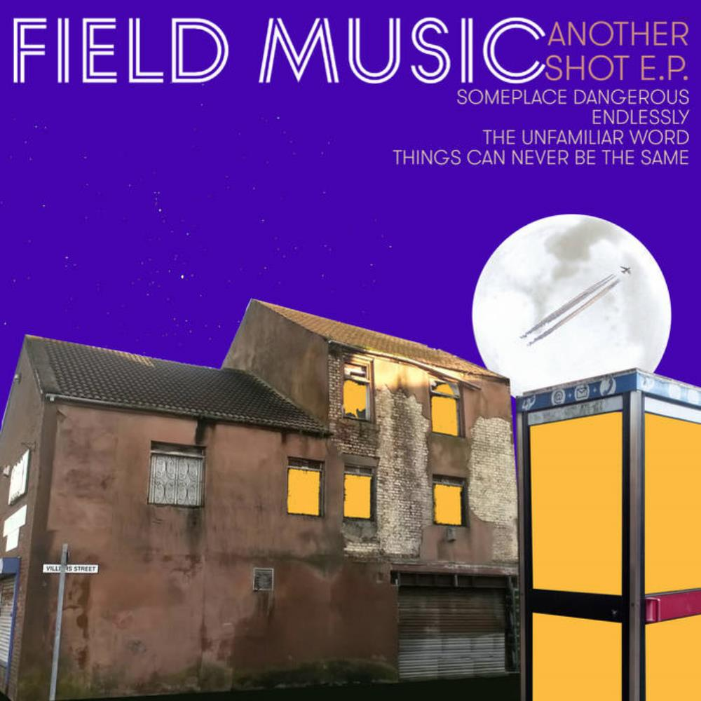 Another Shot by Field Music album rcover