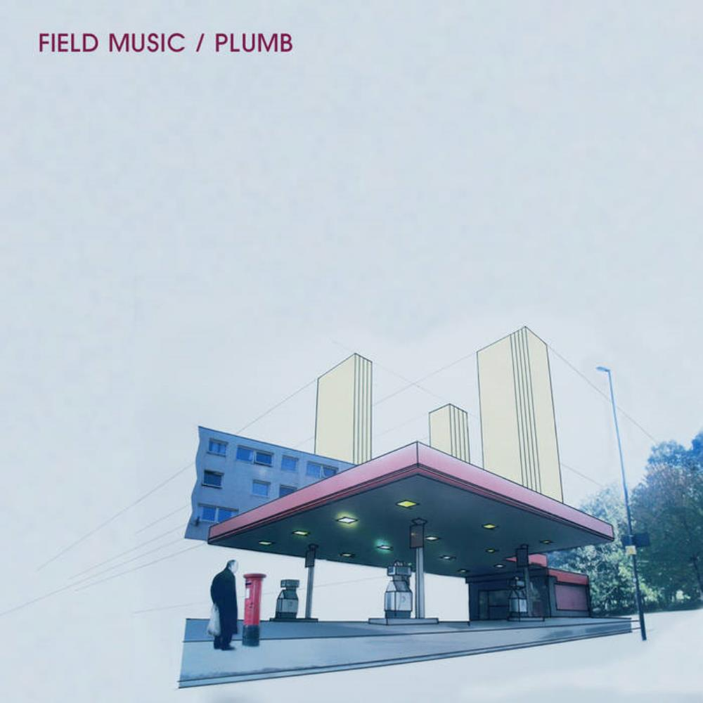 Field Music - Plumb CD (album) cover