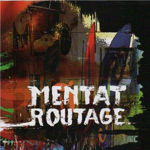 Mentat Routage by MENTAT ROUTAGE album cover
