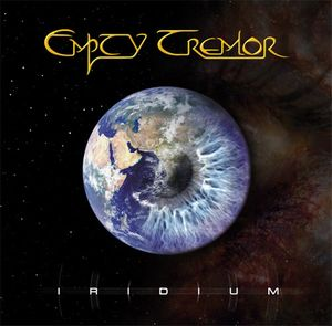 Empty Tremor - Iridium CD (album) cover