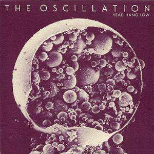 The Oscillation - Head Hang Low CD (album) cover