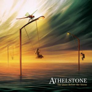 Athelstone - The Quiet Before The Storm CD (album) cover