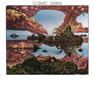 Cosmic Debris While You're Asleep album cover
