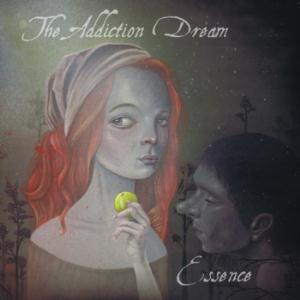 The Addiction Dream - Essence CD (album) cover