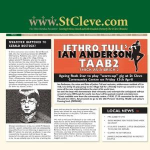 Ian Anderson - Thick As A Brick 2: Whatever Happened To Gerald Bostock? CD (album) cover