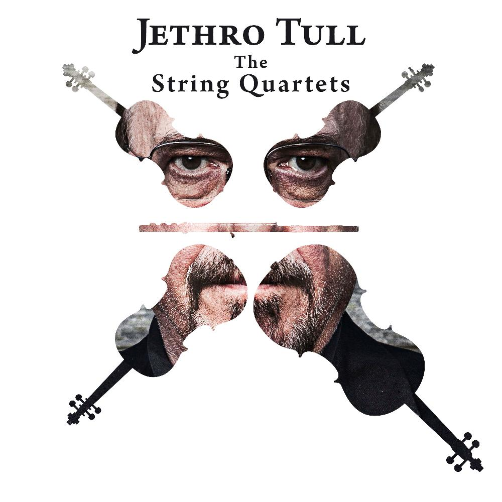 Jethro Tull - The String Quartets by ANDERSON, IAN album cover