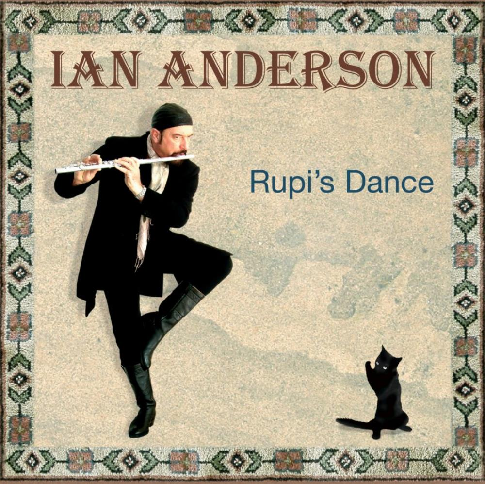 Ian Anderson - Rupi's Dance CD (album) cover